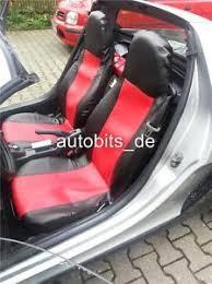 siege smart roadster housses housses de siège en simili cuir pour smart fortwo deux