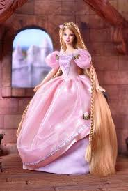 rapunzel barbie doll barbie collector dolls