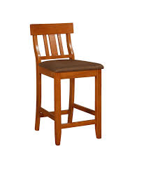 amazon com linon home decor torino collection slat back bar stool