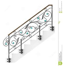 Wrought Iron Stair by Wrought Iron Stairs Railing Download From Over 41 Million High