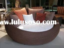 Round Sofa Bed by Outdoor Patio Furniture Big Round Sofa Bed For Sale Price China