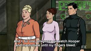 Just The Tip Meme - just the tip 12 of the most sploosh tastic moments on archer