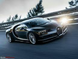 gold bugatti chiron bugatti chiron successor to the veyron page 4 team bhp