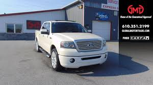 2008 ford f150 limited 2008 ford f 150 limited global motor trade used cars