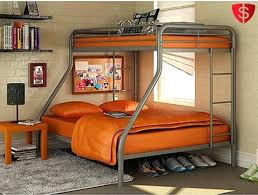 Wood And Metal Bunk Beds Wood Bunk Beds Metal Bunk Beds