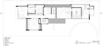 Tv Studio Floor Plan by Gallery Of Ff House Hernandez Silva Arquitectos 30