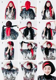 tutorial hijab turban untuk santai index of wp content uploads 2016 01