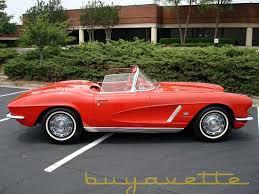 62 corvette convertible for sale 1962 corvette fuelie convertible for sale at buyavette atlanta