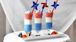 7 themed drinks for 4th of july daily decor