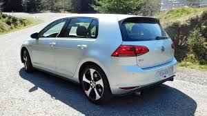 volkswagen gti blue 2016 volkswagen golf gti five door test drive review