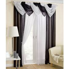 How To Make Swag Curtains Diy Swag Curtains For Living Room Best Curtains Design 2016