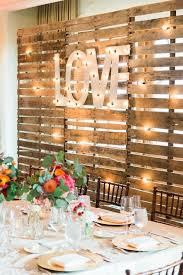 wedding backdrop ideas 2017 26 inspirational rustic wedding ideas for 2017 wood
