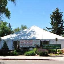 tent building surplus property annual tent sale closes lake street source