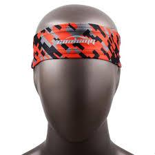 headband sports coolomg 1pcs orange black headband sports basketball