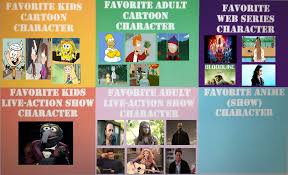 Meme Types - my shows favorite types of characters meme by carriejokerbates on