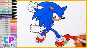 sonic the hedgehog coloring page sonic the hedgehog coloring pages 3 sonic the hedgehog coloring