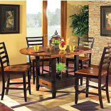 drop leaf dining room tables buy abaco drop leaf counter height storage dining table in acacia