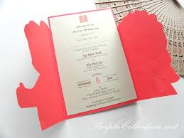 asian wedding invitations cool wedding invitations for the ceremony unique wedding