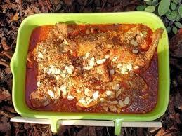 cuisiner lapin entier recette de tajine de lapin aux tomates la recette facile