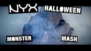 nyx halloween monster mash henry harjusola youtube