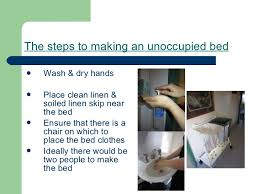 How To Make The Bed Bed Making