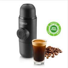 machine à café de bureau nouvelle mini manuel portable machine à café de poche pression