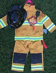Firefighter Halloween Costume Amazon Amazing Fireman Firefighter Kids Halloween Costume