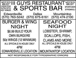 mountain top bar pa the citizens voice business directory coupons restaurants