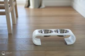 Modern Dog Furniture by Modern Pet Feeders From Lazycat Dog Milk