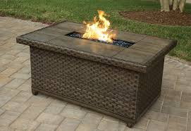 Rectangle Fire Pit - rectangle fire pit table table designs