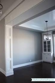 Interior Molding Designs by Framing Pillar Idea For Basement Theater Room Home Decor