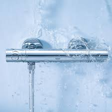 Bath Shower Fittings Grohe 1000 Thermostatic Bath Shower Mixer Grohe Grohtherm 1000