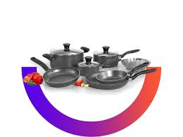 amazon black friday tfal pick up this 10 piece t fal cookware set for 4 per piece thrifter