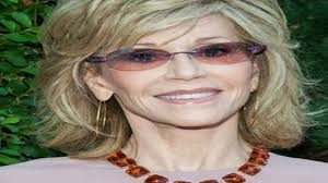 best jane fonda hairstyles youtube