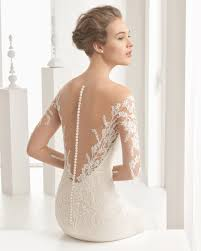 september wedding dresses wedding dress of the week naim by rosa clara panache bridal