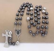 hematite rosary online shop free shipping hematite iron semi