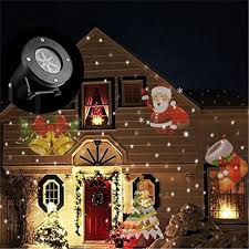 supli halloween outdoor laser light led rotating projector for