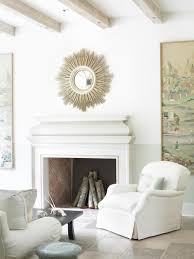 all white interior design mixed with feng shui there is a subtle