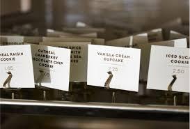 Famosos Como fazer: Placas de preço da sua padaria #NS01