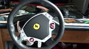 thrustmaster 458 review thrustmaster f430 racing wheel review hd
