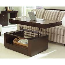 Arlington Lift Top Storage Ottoman Coffee Tables Multifunctional Coffee Table Abounding Square