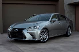 lexus is sedan 2007 2017 lexus gs 450h overview cars com