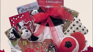 Pet Gift Baskets Congrats On Your New Pooch Pet Dog Gift Basket
