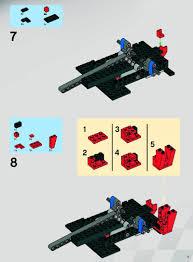 lego ferrari fxx 1 17 instructions 8156 racers