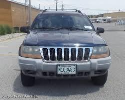 light blue jeep cherokee 2000 jeep grand cherokee laredo suv item k7561 sold aug