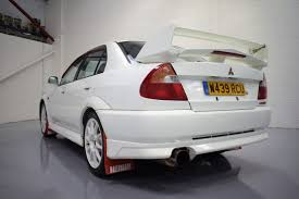 mitsubishi lancer evo 6 second hand mitsubishi lancer evo 6 tommi makinen edition tme for