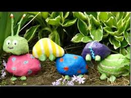 Diy Craft Projects For The Yard And Garden - diy garden crafts projects ideas youtube