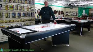 pool and air hockey table stunning fat cat ft detroit air hockey table by serenity health u