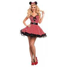Minnie Mouse Halloween Costume Adults Minnie Mouse Costume Ebay