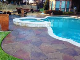when is it too cold for decorative concrete installation